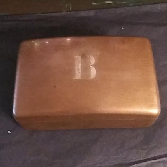 Vintage Colonial Empire Copper Box